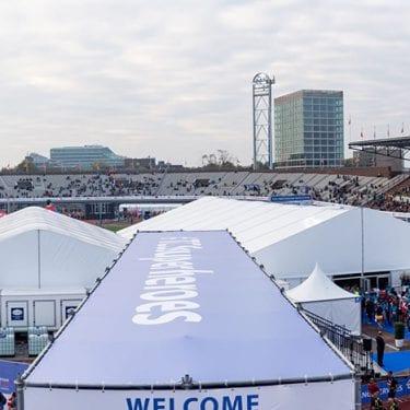 Waardevolle brand activations voor de TCS Amsterdam Marathon